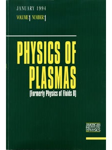 Physics of Plasmas